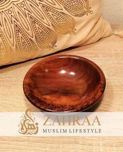 Moroccan Wooden Bowl 2