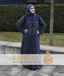 Djellaba Marokko Winter Navy L/XL