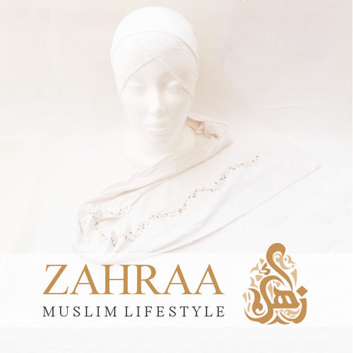 Turban Aisha White