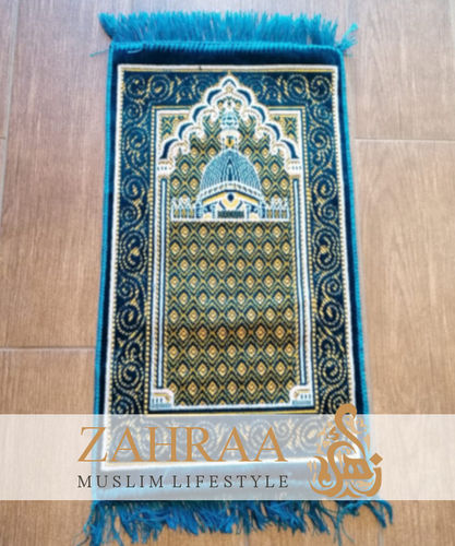 Prayer Mat Kids Teal