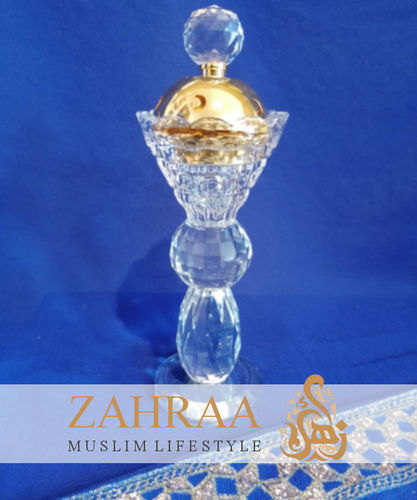 Incense Burner Crystal 3