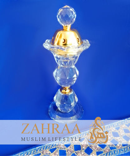 Incense Burner Crystal 2