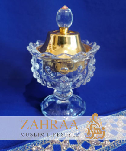 Incense Burner Crystal 8