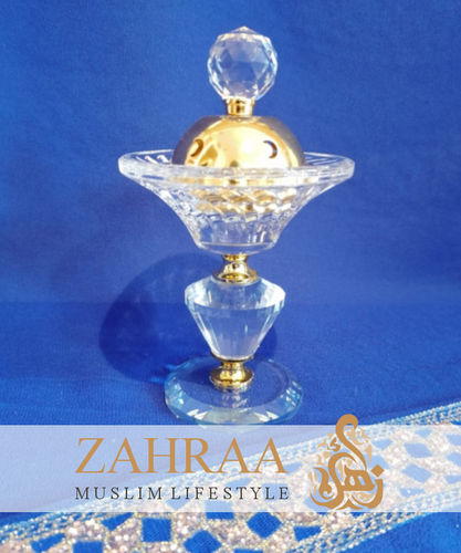 Incense Burner Crystal 9