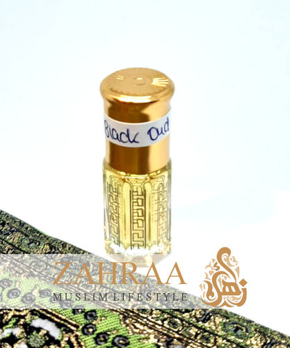 Black Oud (Surrati) 3ml Parfumöl