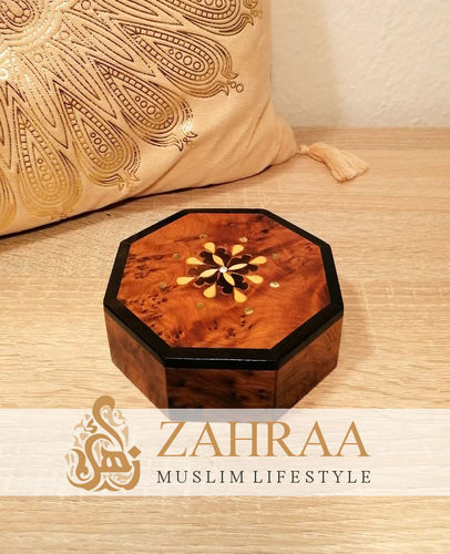 Moroccan Wooden Box 22
