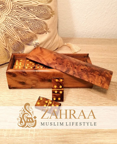 Moroccan Wooden Domino Large