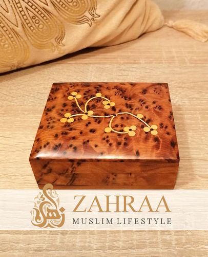 Moroccan Wooden Box 25