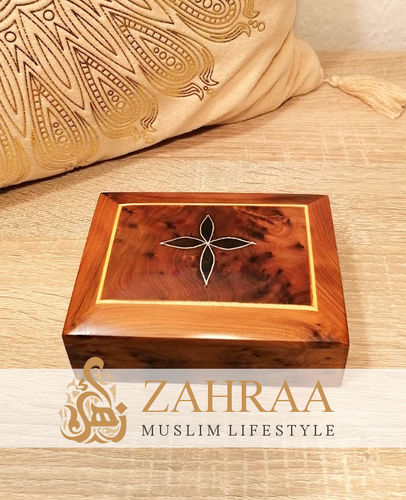 Moroccan Wooden Box 26