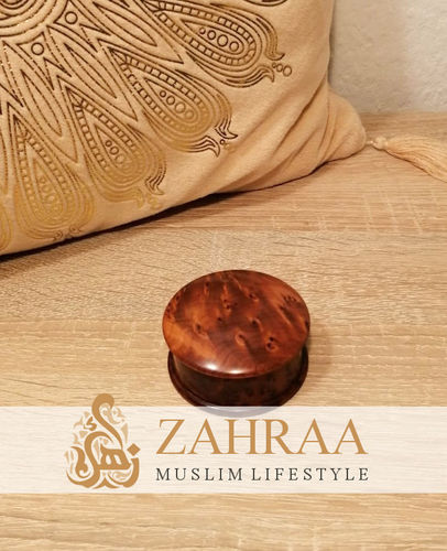 Moroccan Wooden Box Smal
