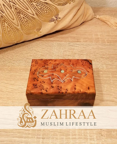 Moroccan Wooden Box 27