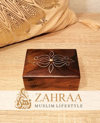 Moroccan Wooden Box 28