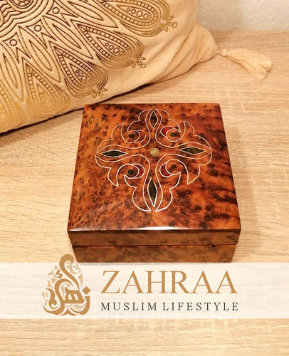 Moroccan Wooden Box 29