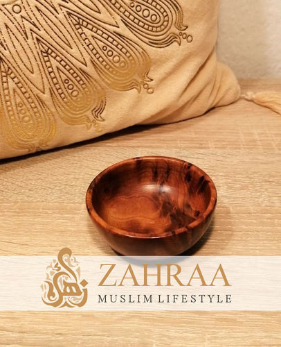 Moroccan Wooden Bowl 3