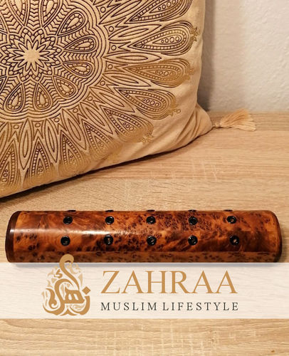 Moroccan Wooden Incense Sticks Box