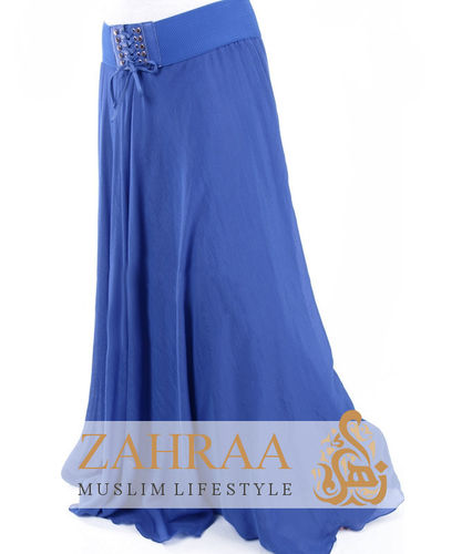 Maxi Skirt Loreen Royal Blue