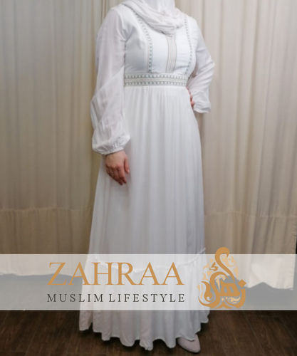 Dress Sahara Off White