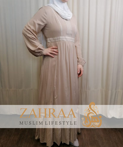 Dress Sahara Beige