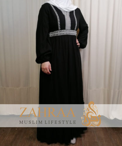 Dress Sahara Black