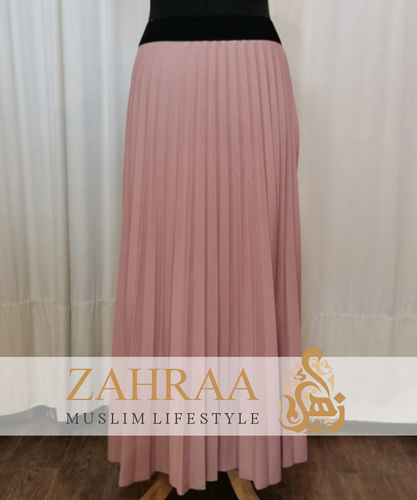 Skirt Plissee Marilyn Dusty Rose