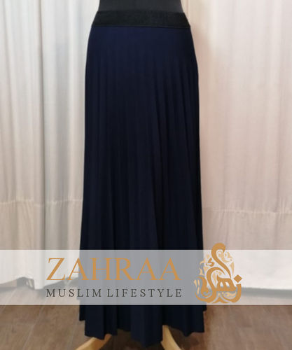 Skirt Plissee Marilyn Dark Blue