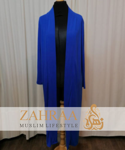 Long Cardigan Khafifa Royalblue