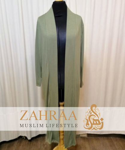 Long Cardigan Khafifa Olive
