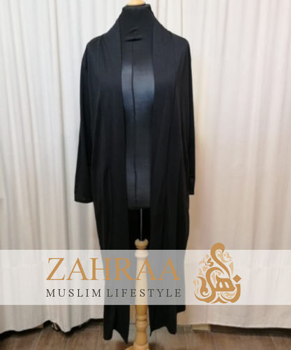 Long Cardigan Khafifa Black